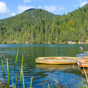 Red Lake Romania