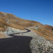 Romania scenic drive