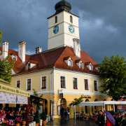 Sibiu Transylvania