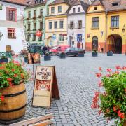 Sighisoara Transylvania visit