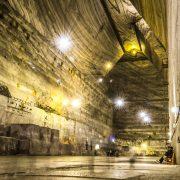 Slanic Prahove Salt Mine