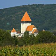 Transylvania fortified church