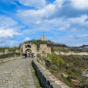 Tsarevets Fortress Bulgaria