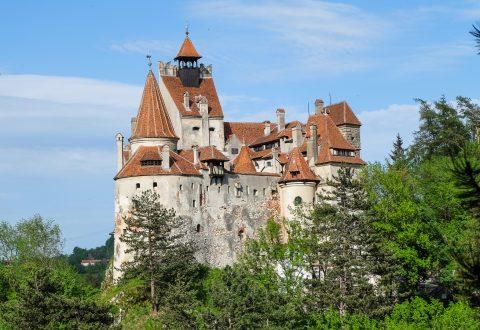 Visit Dracula`s Castle