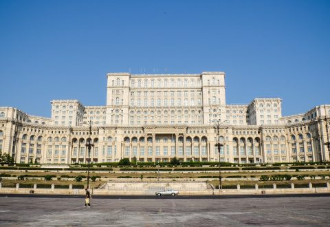 Visit Palace of Parliament Bucharest