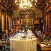 Visit Peles Castle inside