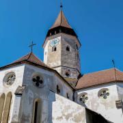 Visit Prejmer fortress