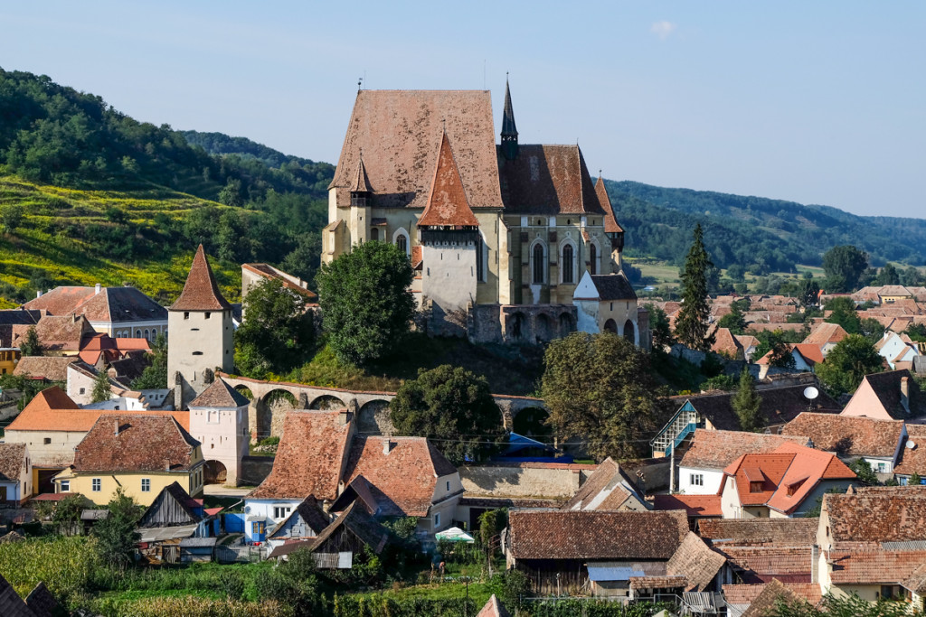 Visit Transylvania Biertan Village