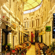 Visit historical town Bucharest