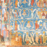 Voronet painted monastery