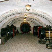 Wine cellar Romania