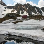 Winter Balea Lake
