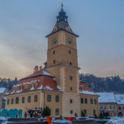 Winter in Brasov