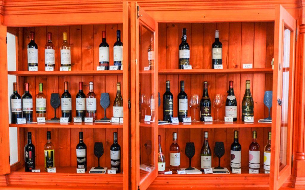 Romania`s wines