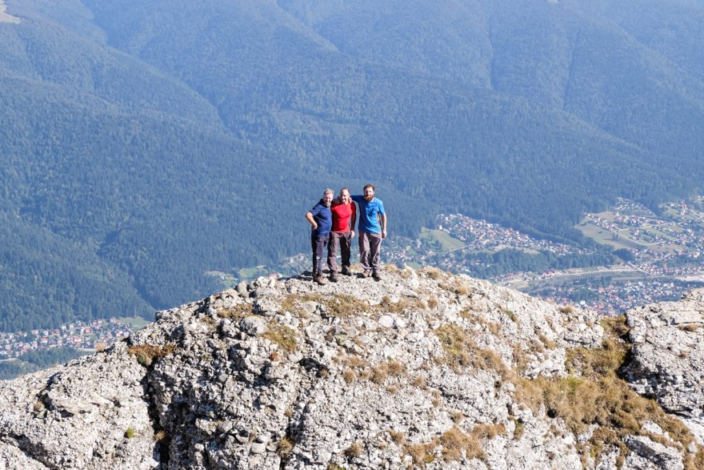 Hiking Carpathians