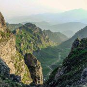 Trekking South Carpathians