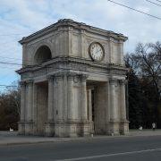 Triumphant Arch Chisinau