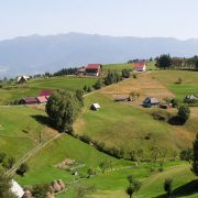 hiking remote villages