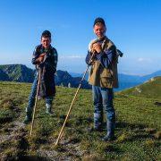 romanian shepherds