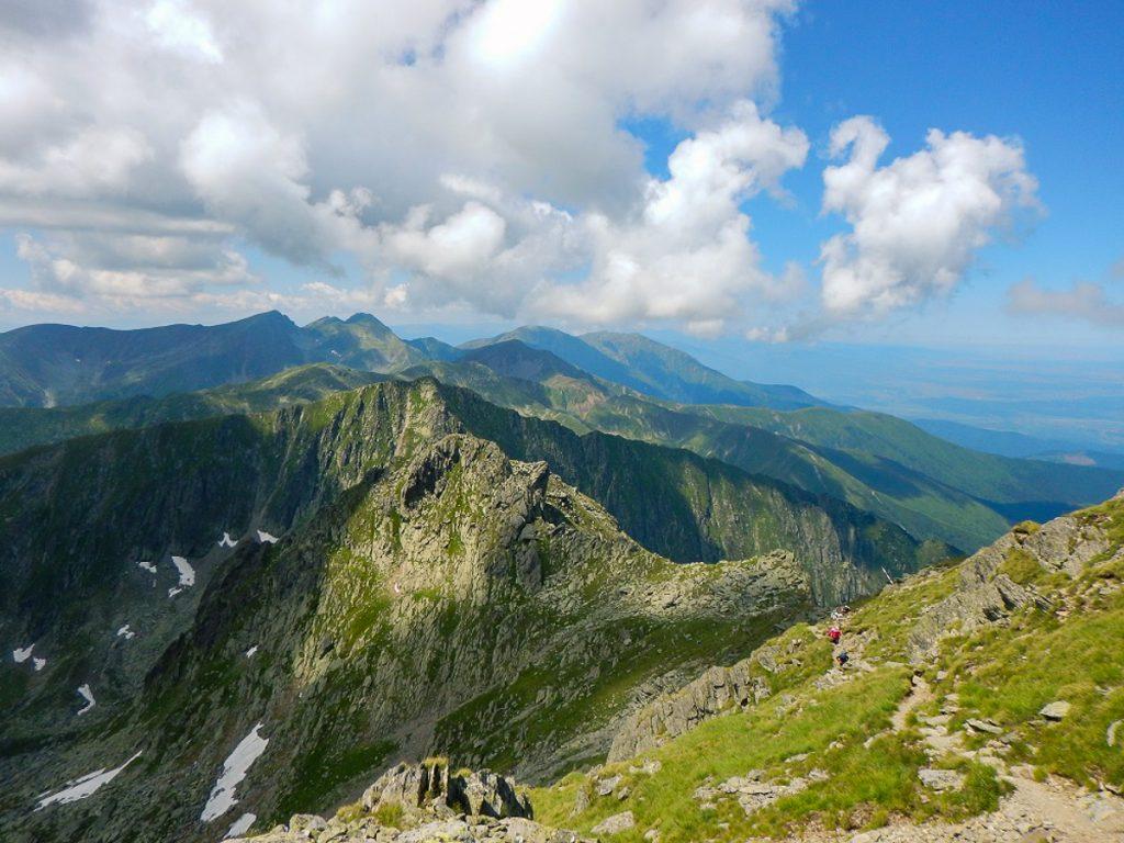 Carpathians trekking tour