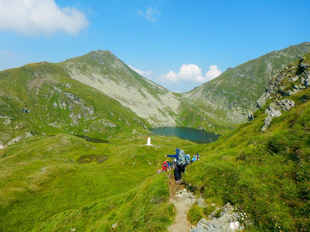Hike in Romania