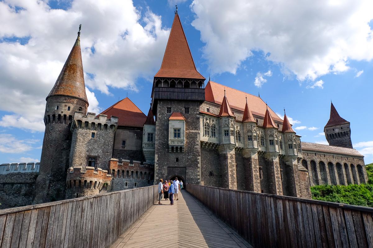 Hunyadi Castle Transylvania