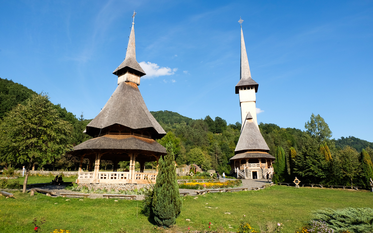 Maramures wooden churches-2