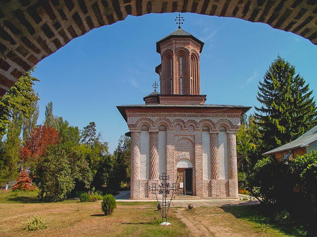 Snagov Monastery tour-2