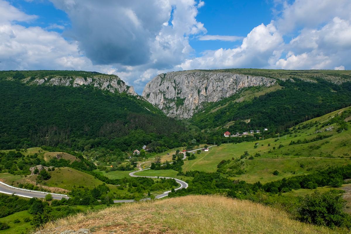 Turda Gorges Romania