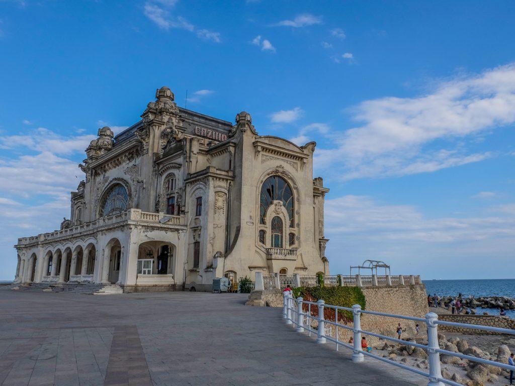 Visit Constanta Casino