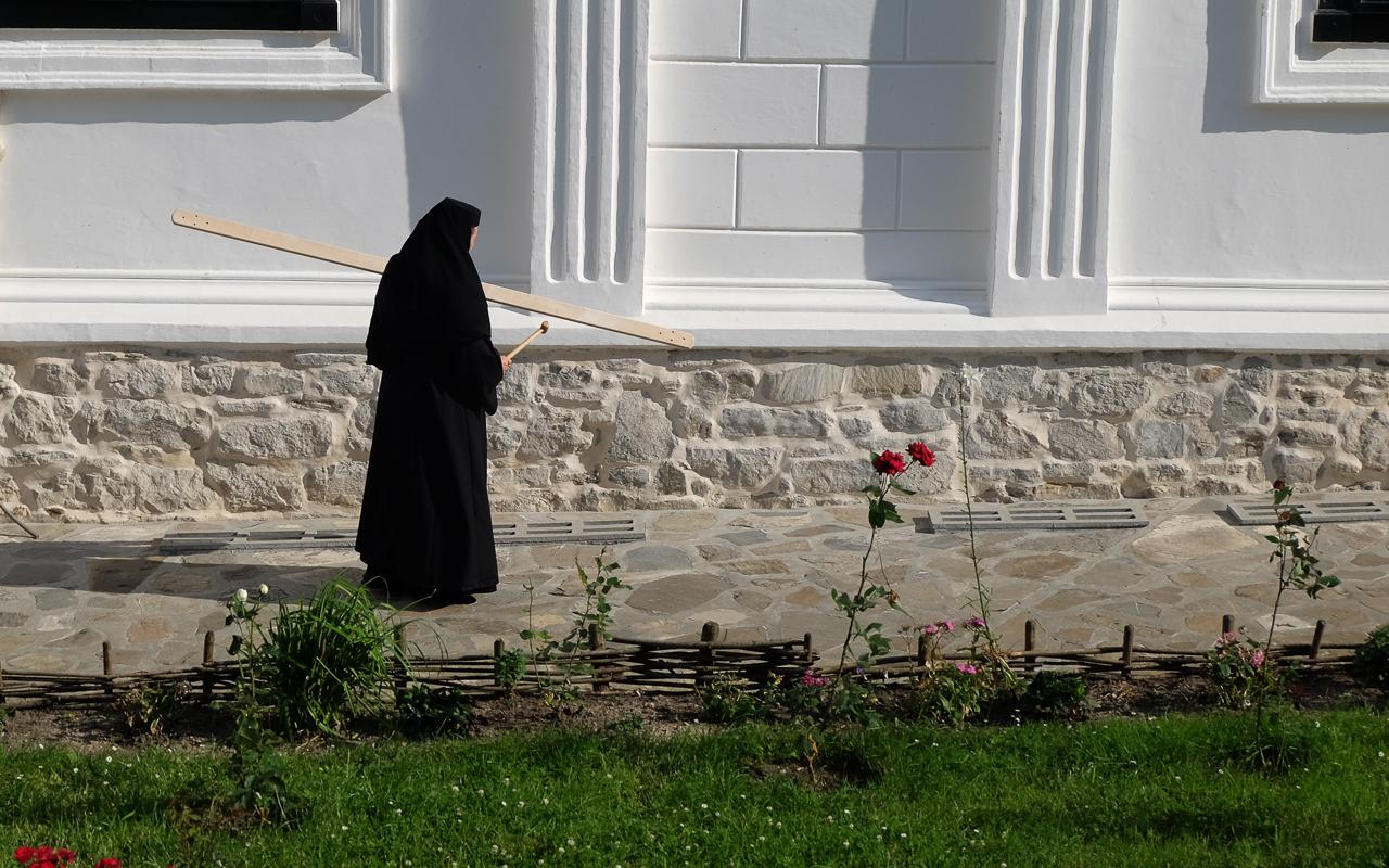 Agapia Monastery Romania