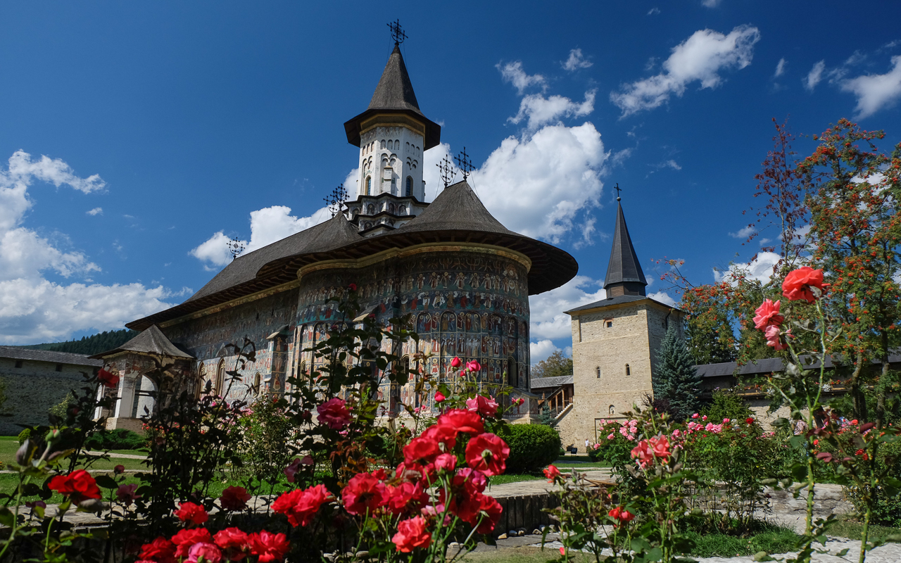 Art and spirituality in romania the most beautiful romanian churches and monasteries - Most beautiful manors romania ...