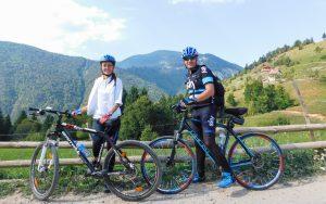 Transylvania biking tour