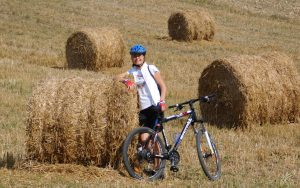 Transylvania cycling tour