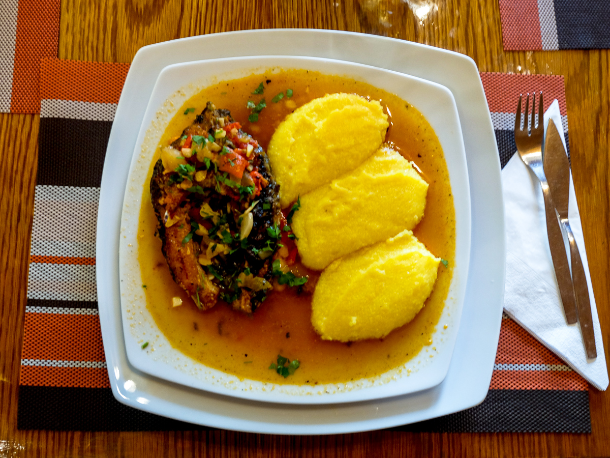 carp-and-polenta