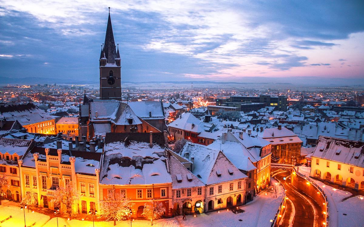 Christmas markets in Transylvania - RomaniaTourStore