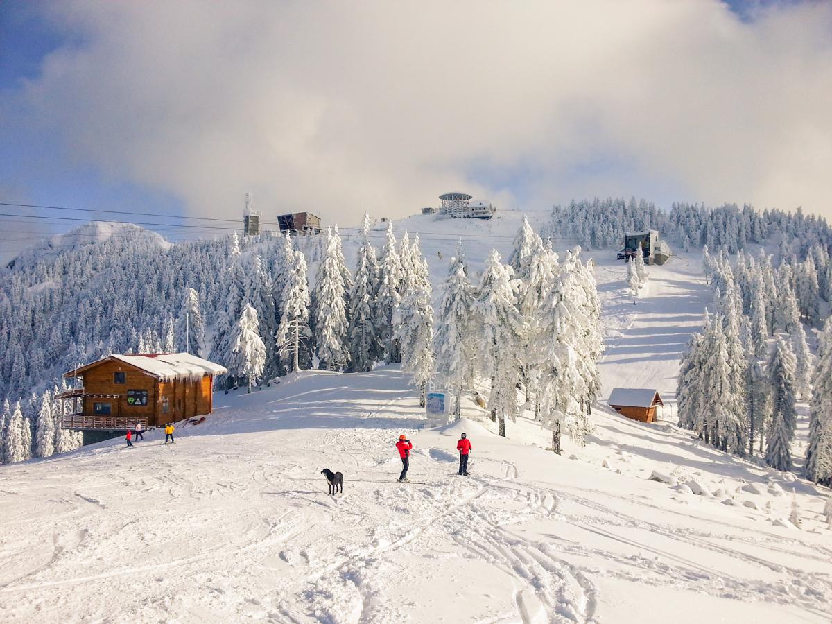 The best ski resorts in Finland. Ski resort Levi (Finland) 62