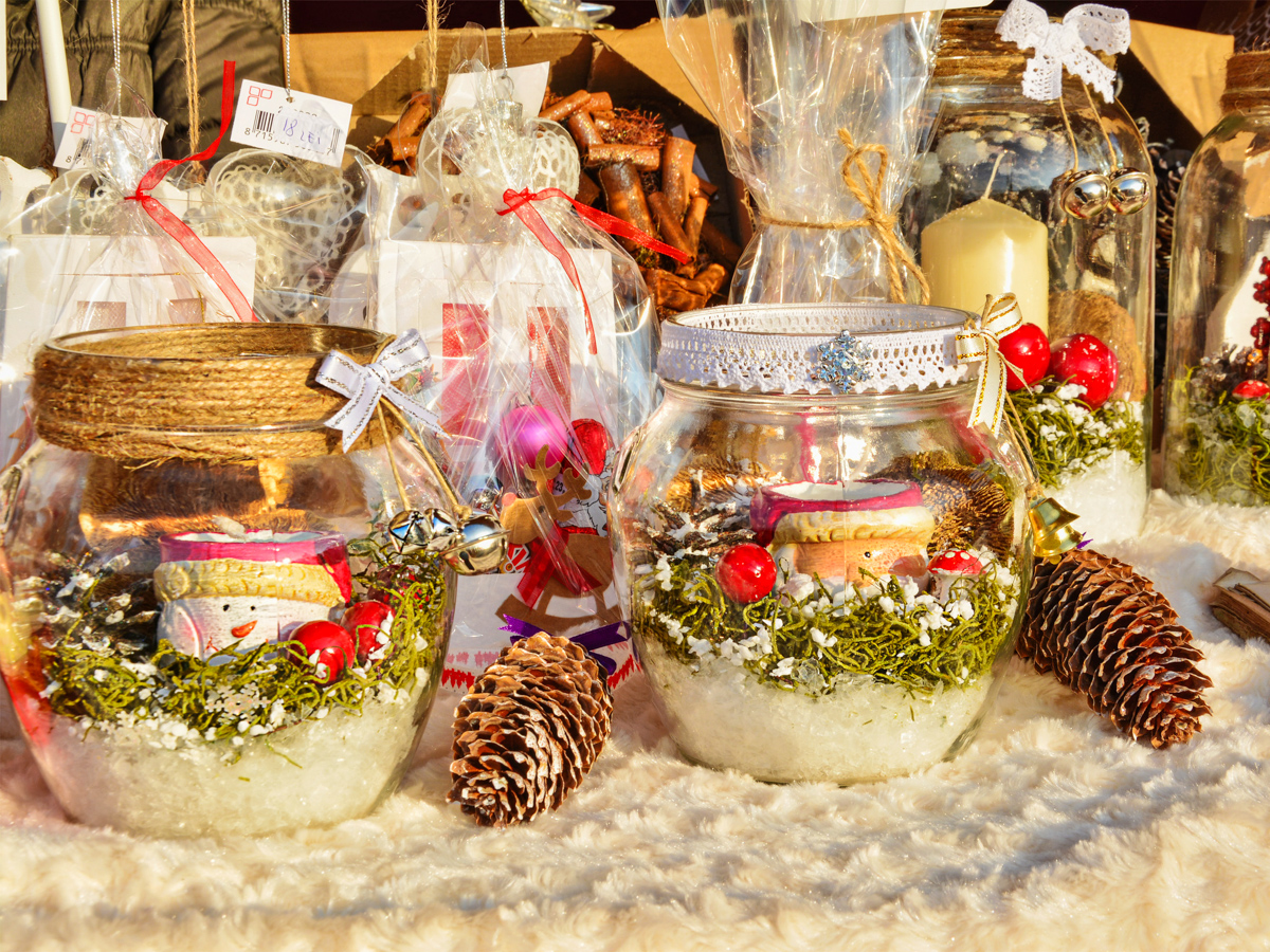 christmas market in austria
