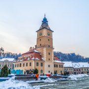 Winter in Brasov