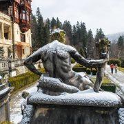 Winter tour Romania