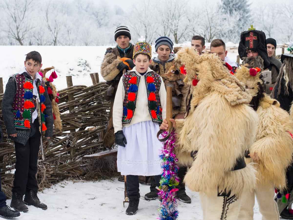 Maramures Romania traditions