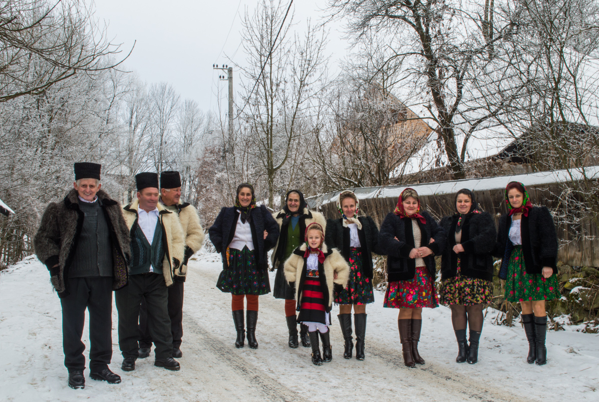 Mararmures region people