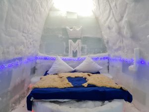 book ice hotel