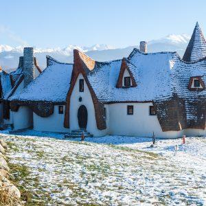 Clay Castle Romania